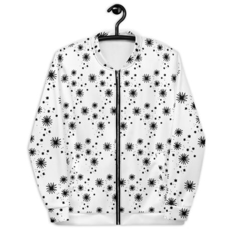 Generation Equality: All Over Printed Bomber Jacket