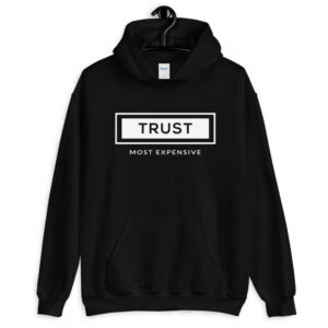 Generation Equality: Trust - Most Expensive Hoodie
