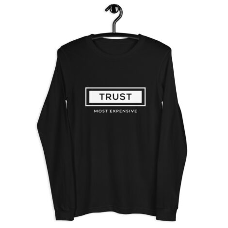 Generation Equality: Trust Full Sleeve T-Shirt